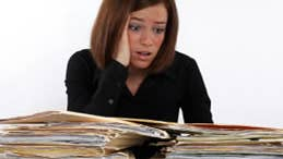 7 steps to clean up financial clutter