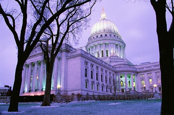 Madison, Wisconsin   Richard Cummins/Getty Images
