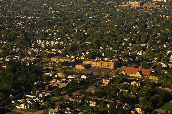 La Crosse, Wisconsin   Panoramic Images/Getty Images