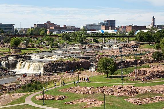 Sioux Falls, South Dakota   Steven Frame/Shutterstock.com