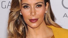 Kim Kardashian © DFree/Shutterstock.com