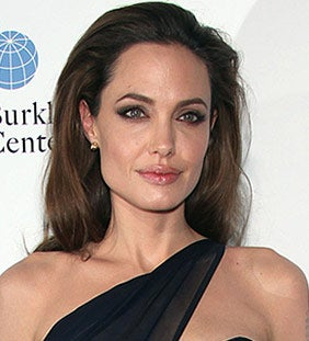 Angelina Jolie © DFree/Shutterstock.com