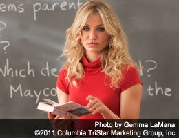 'Bad Teacher'