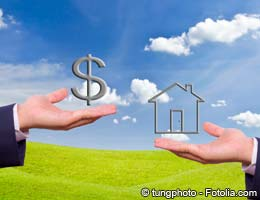 Home prices rise -- maybe