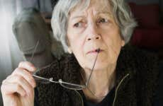 Senior woman thinking | triffitt/Getty Images