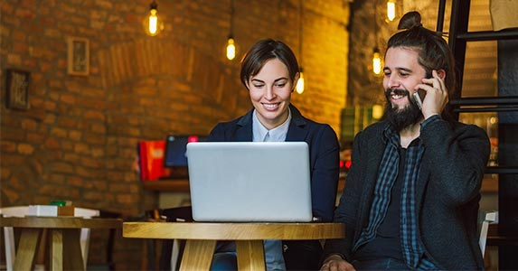 Peddle your goods online | Branislav Nenin/Shutterstock.com
