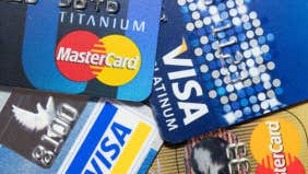 When does credit card debt fall off report?