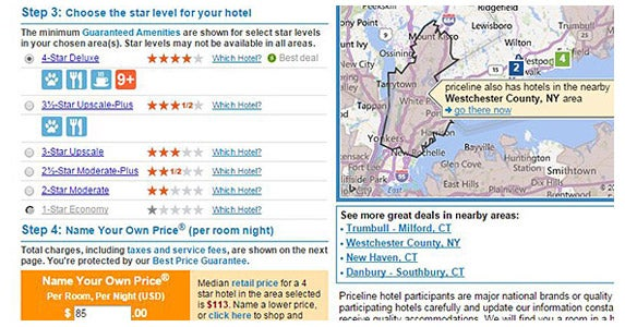 Start low. What have you got to lose? | Priceline