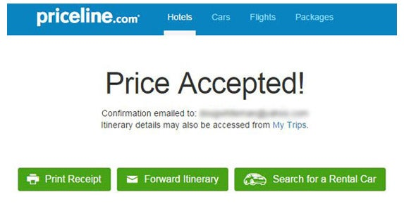 Finding the sweet spot | Priceline