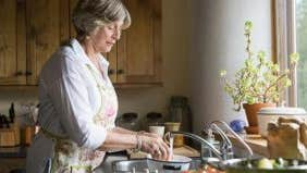 Widow struggles to keep up with monthly debt