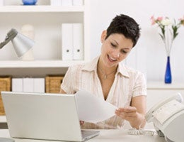 Insure your home office