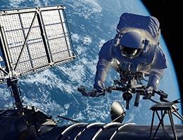 Astronaut © iurii/Shutterstock.com