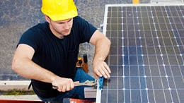 Green jobs on the rise