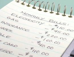 Write a list of spending priorities