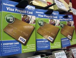 Opt for prepaid debit cards