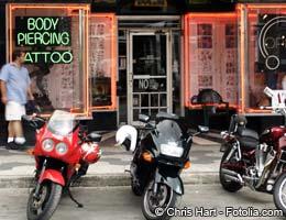 Start a tattoo parlor