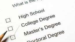 Do you really need a masters degree?