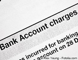 You don't want to pay bank fees