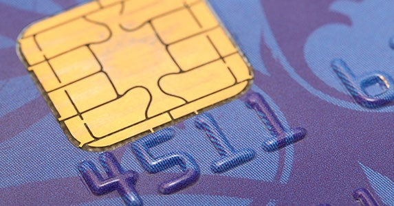 The EMV chip card © Hamik/Shutterstock.com