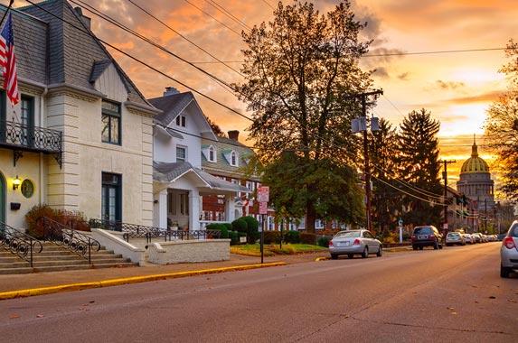 West Virginia | iStock.com/gnagel