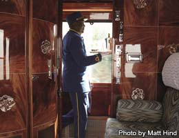 The one, the only Orient Express