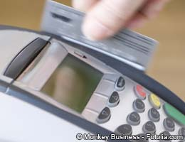 Use a debit card regularly