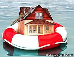 Help homeowners refinance underwater mortgages?