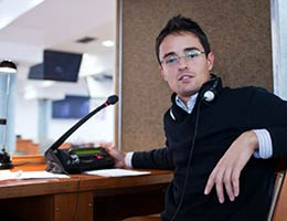 Job: Interpreters and Translators © lightpoet - Fotolia.com