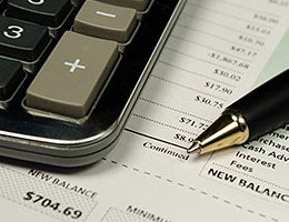 5. Pay down high-interest credit card debt © Michael Vesia/Shutterstock.com
