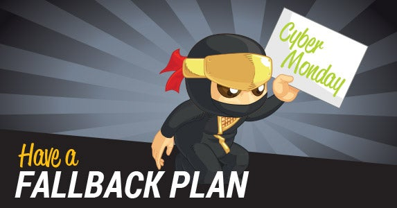 8. Have a fallback plan | BluezAce/Shutterstock.com