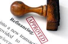 Refinancing approved © alexskopje/Shutterstock.com
