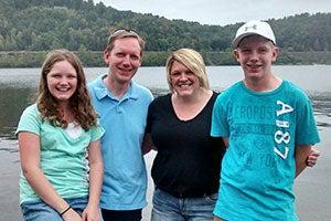 The Lundgren family | Matt Lundgren