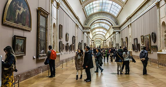 Free museum visits © Kiev.Victor/Shutterstock.com
