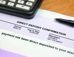 Put finances on autopilot