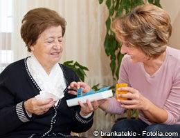 Define caregiving relationship