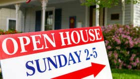 Home-seller error: Going to a showing