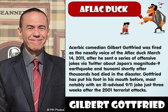 Gilbert Gottfried