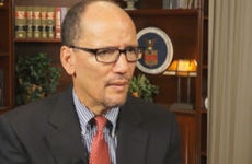 Secretary of Labor