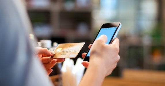 Never miss a payment © iStock