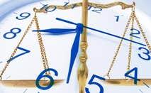 Legal debt clock concept © iStock