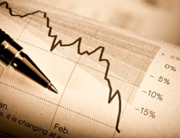 Reeling from market losses