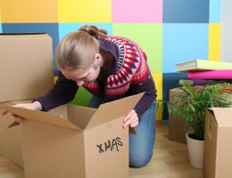 Organize your home to save money