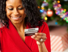 Exercise care with credit cards