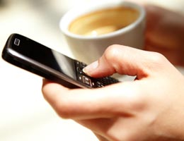 Find out about cellphone charges