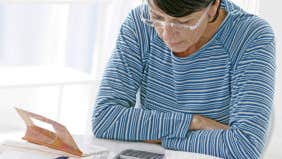 Self-employed spousal benefits from ex