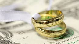 Marrying for richer rather than poorer