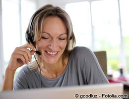 Call center and customer service representatives