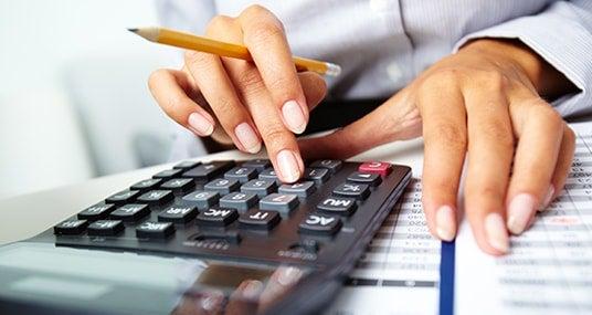 Closeup of calculator © pressmaster - Fotolia.com