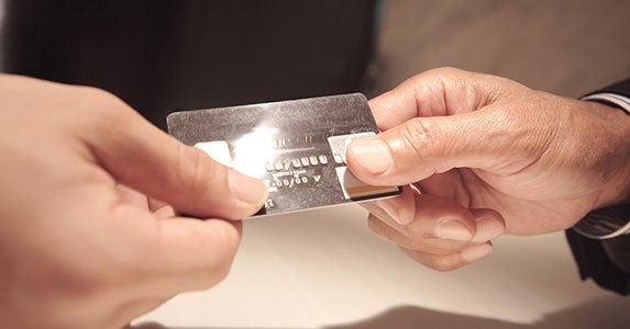 You use your card as a status symbol © KPG_Payless/Shutterstock.com