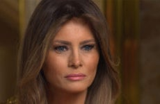 First Lady Melania Trump | CBS/Getty Images